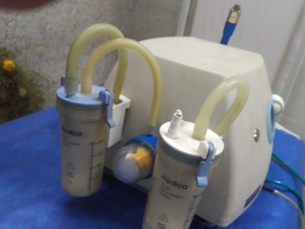 یک دستگاه میکرودرم ابریژن حرفه ای