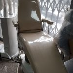 صندلی تک دندانپزشکی و زیبایی دست دوم ژاپنی