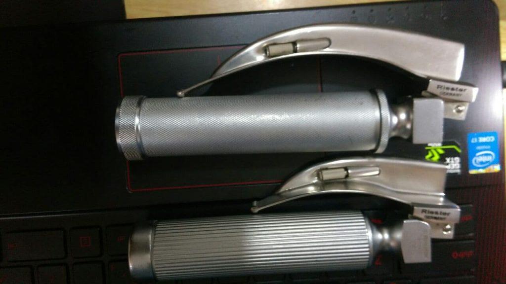 لارنگوسکوپ برند ریشتر