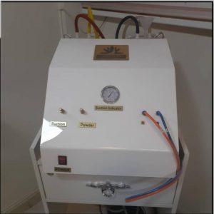 - دستگاه رادیوگرافی دگوتزن 16