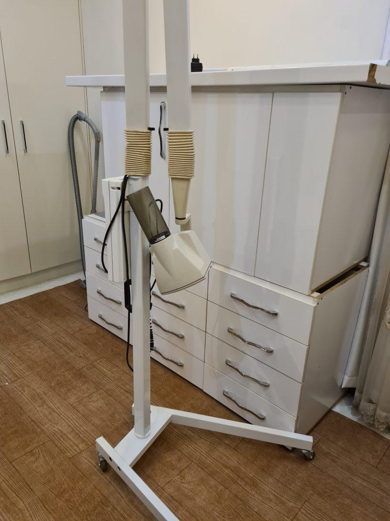 دستگاه رادیوگرافی دگوتزن