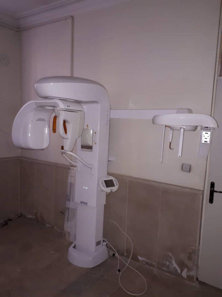 دستگاه OPG پانورکس و سفالومتری دندان