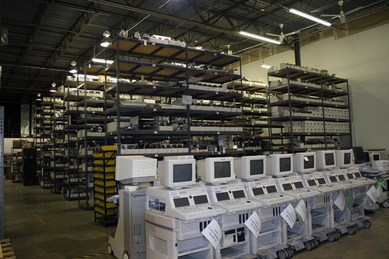 پخش سراسری تجهیزات پزشکی استوک اروپایی | واردات مستقیم