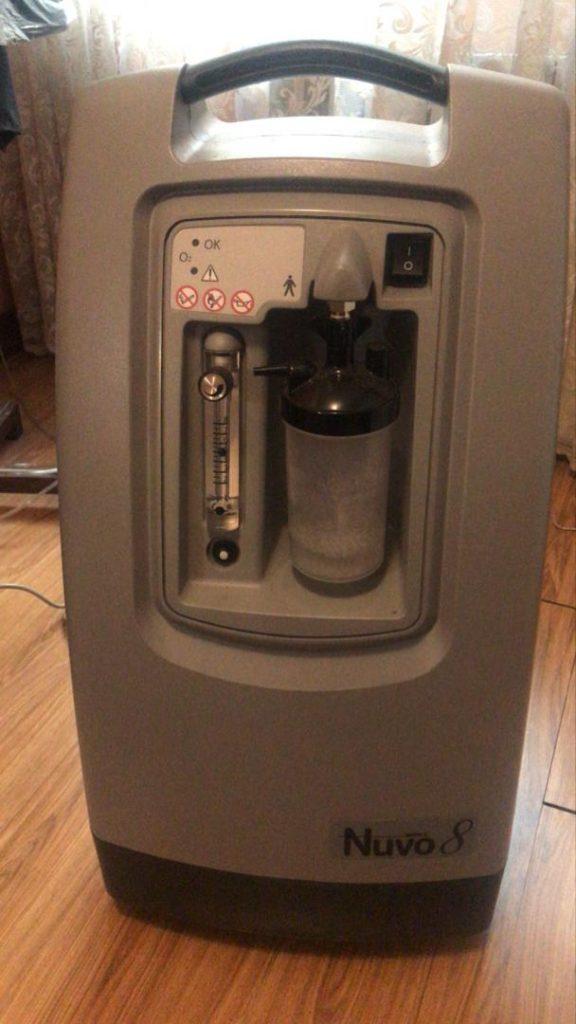 اکسیژن ساز ۸ لیتری نایدک NUVO 8 NIDEK