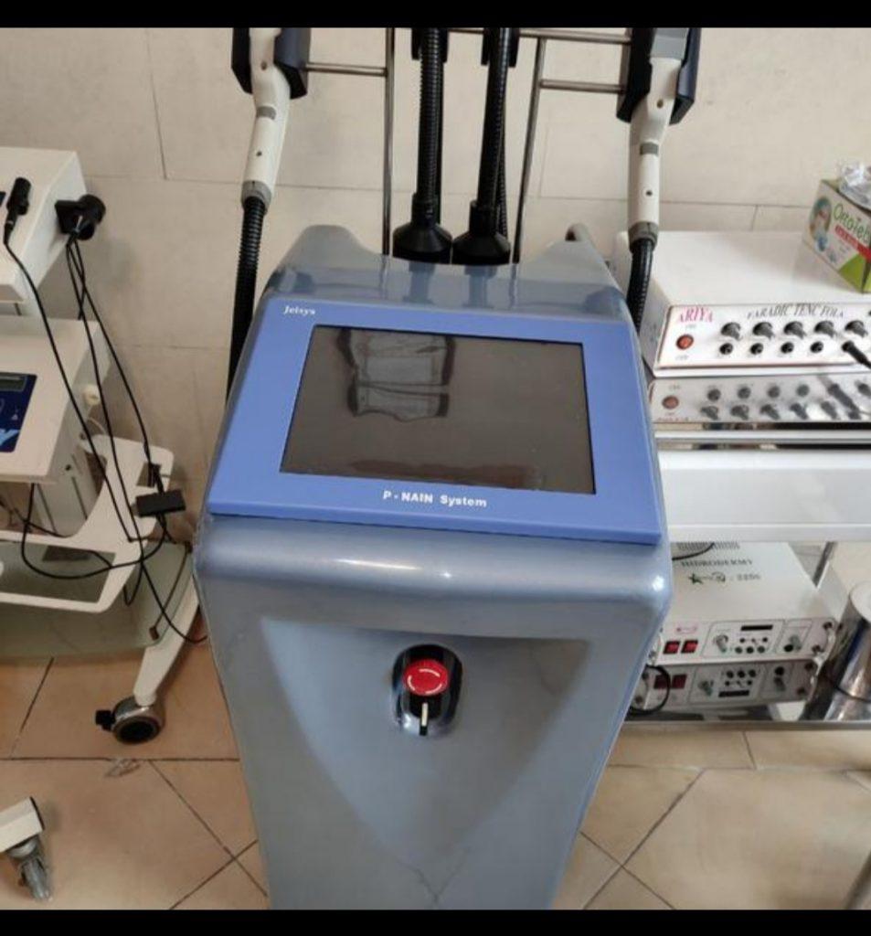 دستگاه لیزر ipl jeysis
