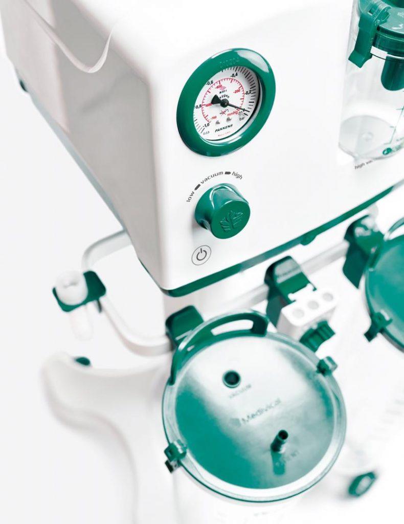 دستگاه ساکشن 2شیشه Vra F60