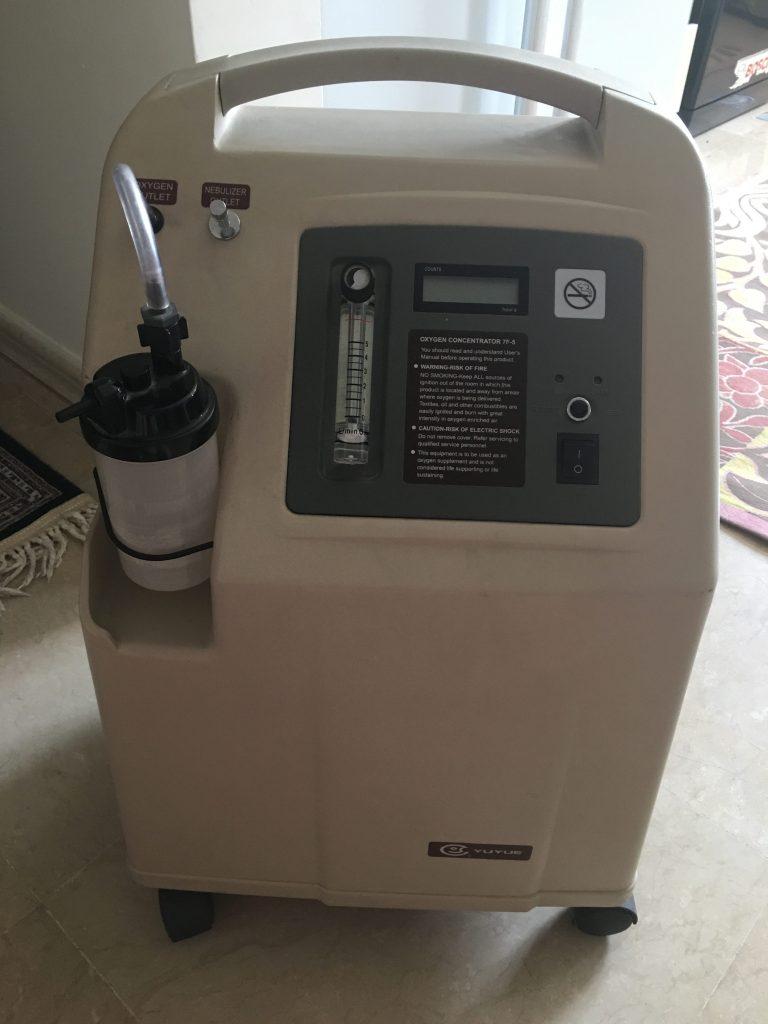 دستگاه اکسیژن ساز