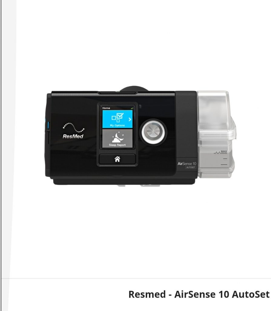دستگاه کمک تنفسی ریسمد