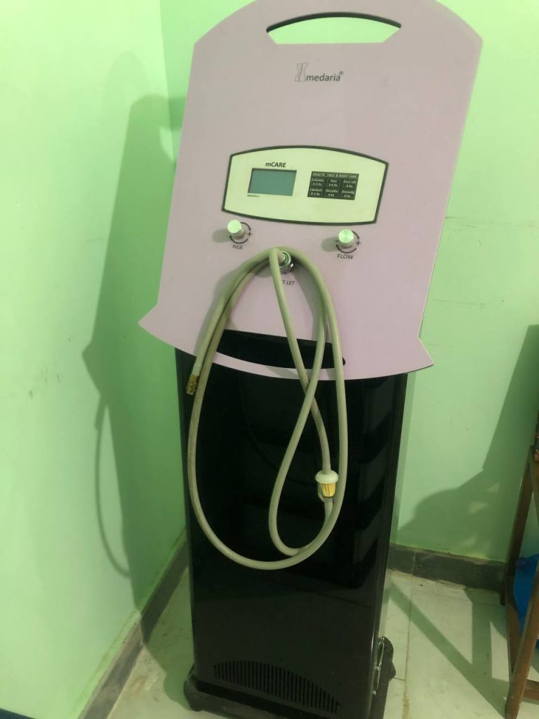 دستگاه اندرمولوژی ویژه لاغری و رفع سلولیت
