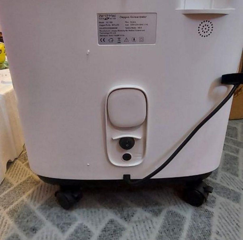 دستگاه اکسیژن ساز   ZenithMed oc700