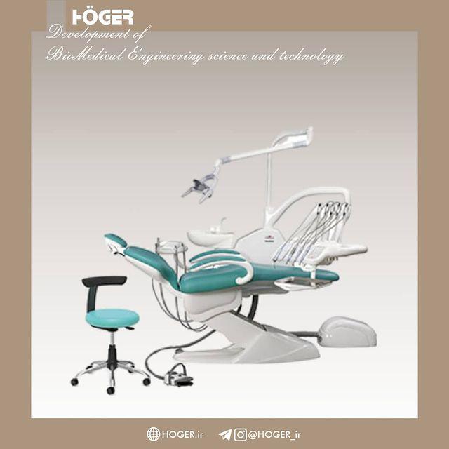 یونیت دندانپزشکی دنتوس