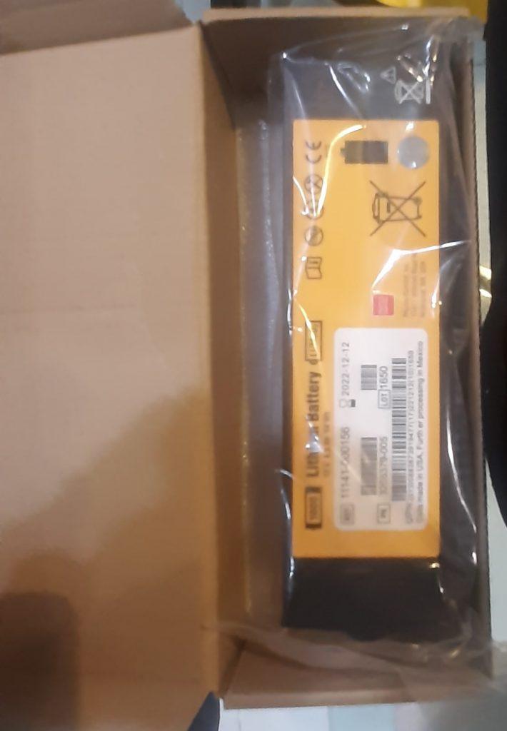 دستگاه الکتروشوک AED Lifepak1000