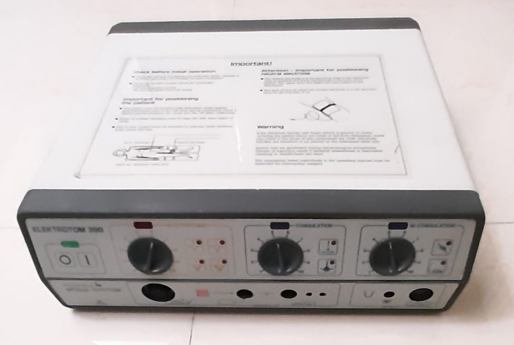 berchtold electrotom 390 الکترو کوتر جراحی