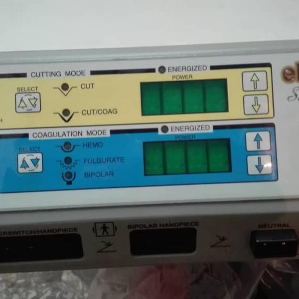 دستگاه رادیوفرکانسی ellman