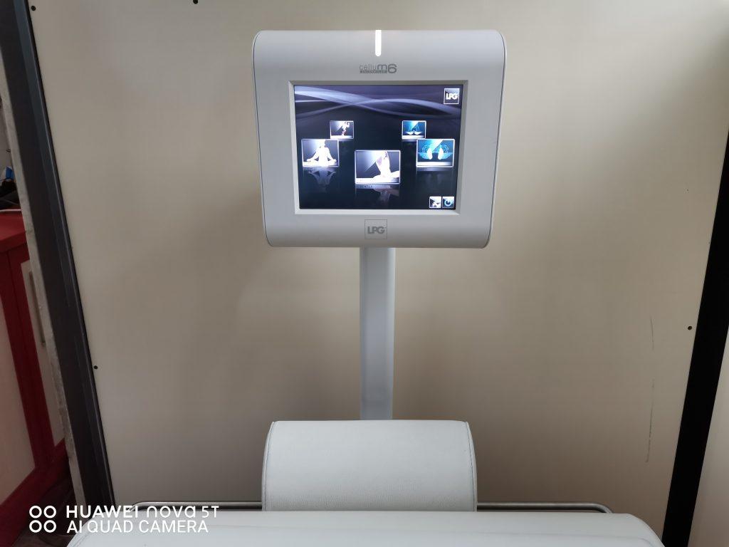 دستگاه لاغری موضعی ال پی جی (LPG) اندرمولب2