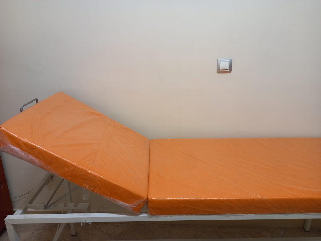 فروش تخت معاینه سر تاشو