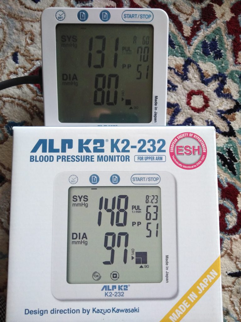 فشارسنج alp k2
