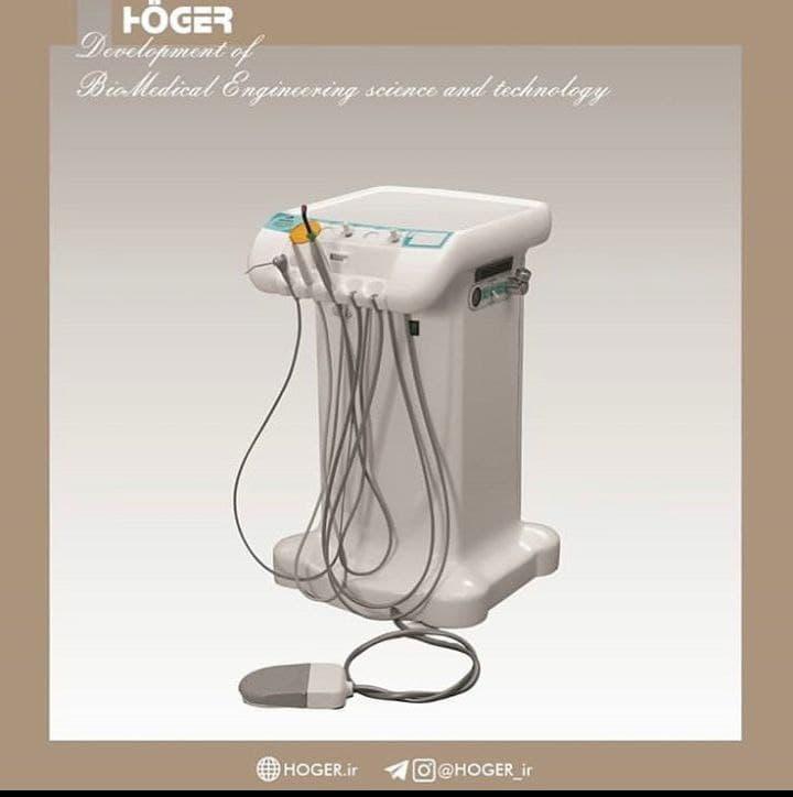 ✅ مینی یونیت دندانپزشکی دنتوس MS 600 E