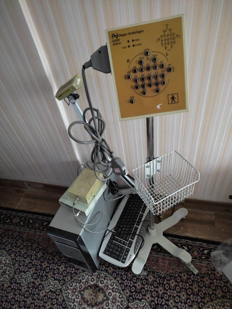دستگاه EEG نگار اندیشگان