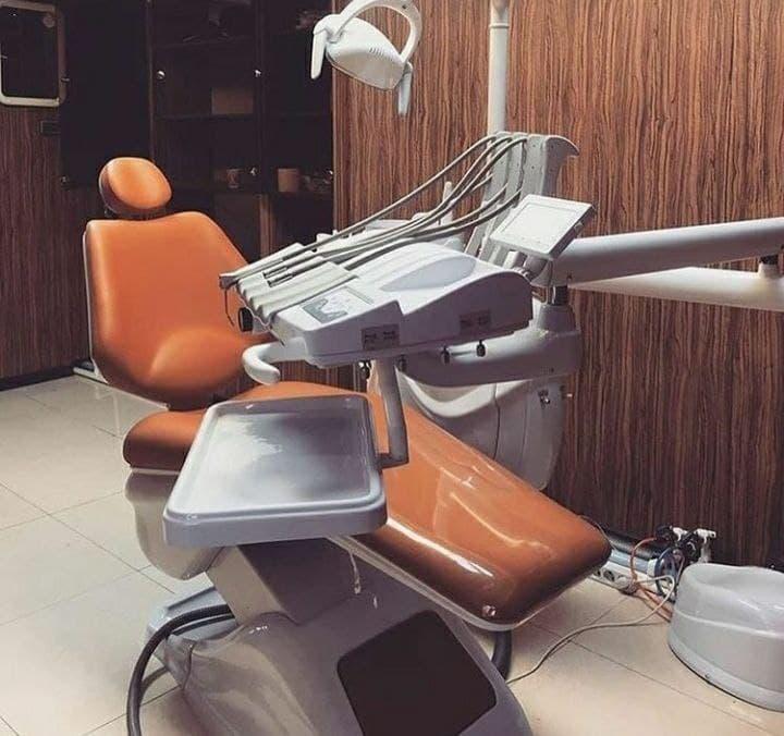 یونیت و صندلی پزشکی پارس طب مدل فیدار